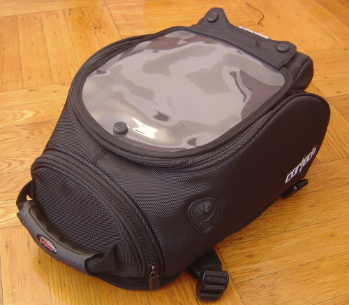 [14 litre magnetic tank bag]