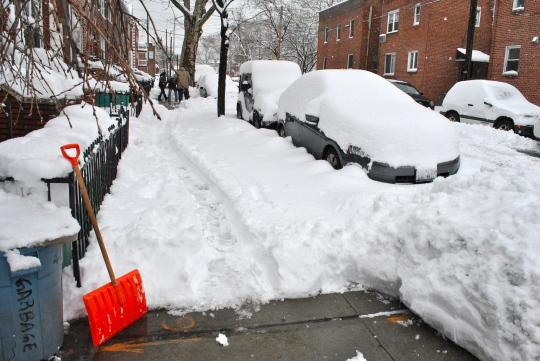 [pre-shoveling]