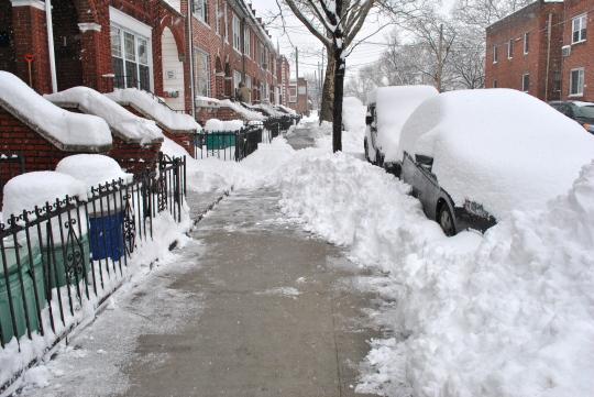 [after shoveling]
